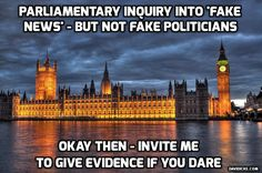 . Britain's Fake News Inquiry: Old Wine in New Bottles