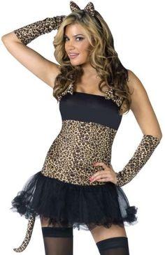 Wild #Leopard #Halloween #Costume - #Adult ( #ALFashionBoutique )