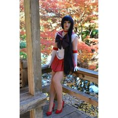Some #tbt because Sailor Mars is on fire  #sailormars #sailormarscosplay #sailormoon #sailormooncosplay #pgsm #prettyguardiansailormoon #reihino #classic #anime #animecosplay #cosplay #cosplayer #cosplaygirl #cute #fire #flames #teagardens #fall #autumn #beautiful