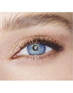 Charlotte Tilbury. COLOUR CHAMELEON CHAMPAGNE DIAMONDS. Colour Morphing Eye Shadow Pencil for Blue Eyes.
