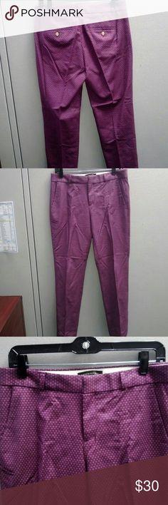 Banana Republic Sloan Pants Gorgeous pants ready for work. Banana Republic Pants Trousers