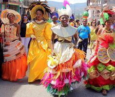 Carnaval Haiti 2016