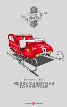 10#Unconventional Heroes - X-mas on Behance