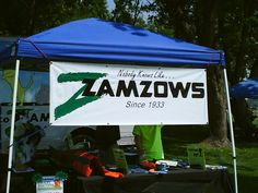 PT EAGLE IDAHO. EAGLE ISLAND STATE PARK.  PARKS AND RECREATION DAY. ZAMZOWS BOOTH. AUG 15