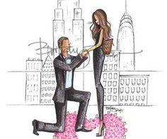 #love #proposal #sketch #citylove