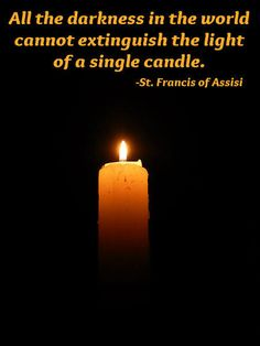 St Francis Of Assisi Quotes Stfrancis Of Assisi Quote  Words To Live Pinterest  Saint .