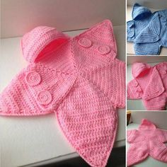 Crochet Baby Star Bunting Pattern | CROCHET PATTERN