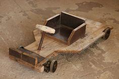 carrinho de madeira antigo 4