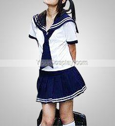 School Uniform Sale Cheap Cosplay Costumes