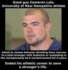 Heard this one before.. It's absolutely amazing. faith in humanity restored save someone's life.