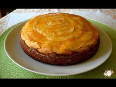 Bizcocho de manzana y yogur - COSASDELMUNDO.NET.