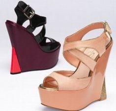обувь лето 2012 модные тенденции лето 2012