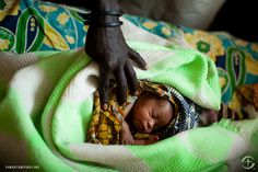 This premature baby has a fighting chance for survival. SP is providing food, shelter and medical care for victims of Kony 's LRA in Democratic Republic of Congo. More photos: http://ar.gy/congophotopin