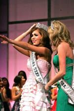 We want to congratulate Ashley, our patient, for winning Miss Arizona!