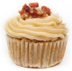 Real Good Recipes: Bacon Maple Cupcakes