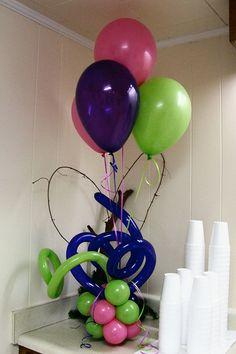 Balloon bouquet                                                                                                                                                                                 More