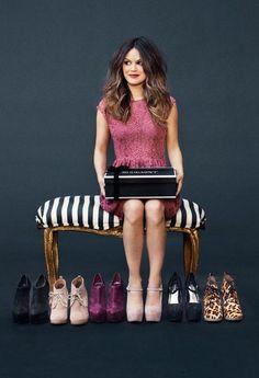 Rachel x shoes