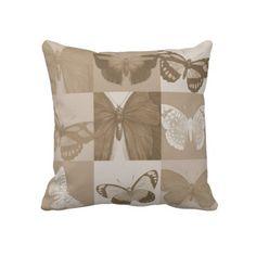 Entourage butterflies Pillows
