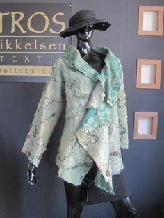 saco reversible patchwork y fieltro Celia Mikkelsen www.artefieltros.com