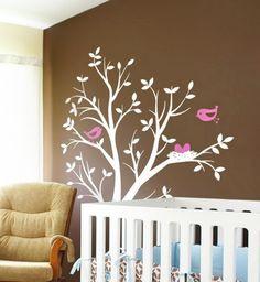 Adesivo de parede para o quarto do bebê