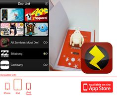 Zappar - iPad/iPhone +android