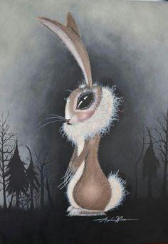 Chupacabra by Angelina Wrona