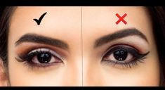 Newest photo makeup of droopy eyes Suggestions, 7 makeup tricks to dissim … - Lombn Sites Makeup For Droopy Eyelids, Droopy Eyes, Hooded Eye Makeup, Smokey Eye Makeup, Drooping Eyelids, Eyeliner Tutorial, Perfect Eyebrows Tutorial, Fall Makeup, Diy Makeup