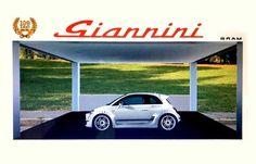 Giannini 350 GP Anniversario, omaggio al mito