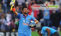 India v New Zealand ODI Series 2016 - Suresh Raina