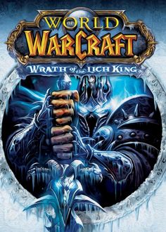WoW Wrath of the Lich King, Arthas o mito, na melhor expansão de World of Warcraft. World Of Warcraft Game, Lich King, Wow World, Death Knight, Free Pc Games, Kings Game, Free Download, Box Art, The Expanse