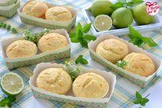 Tortini fiocchi di latte e limone || ecco l'idea golosa per la #colazione.
