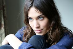 "Alexa-Chung--""The culture in England is such that it's really not cool to look like you've tried so hard. If someone's gone to the spa to get their nails done, you're like, 'Oh rate yourself!' which is saying, like, 'Ooh you're fancy!' It's seen as very self-indulgent... it's the opposite—it's very embarrassing to seem like you're lording it up over people. It's just not about being 'done.' We're into being clean, just not looking like you've made too much of an effort."""