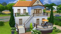 Totally Sims: Lovely Family Nest • Sims 4 Downloads