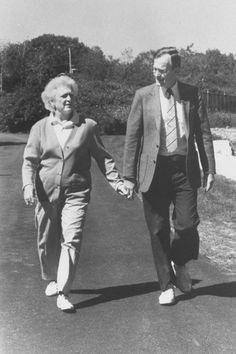 Happy Anniversary George And Barbara BushHappy AnniversaryWedding