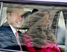 Duchess Kate: Kate in Cerise Mulberry Coat for Day of Engagements in South London