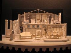 Model - Todd Potter Set Design