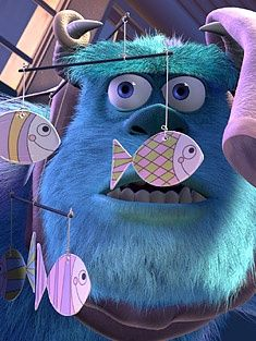 Baby sully | Monsters Inc./University Monsters University Baby Sully