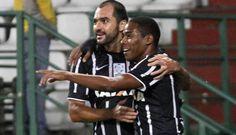 El Corinthians de Brasil avanzó a la segunda fase de la Copa Libertadores de América 2015 al igualar 1-1 en su visita al colombiano Once Caldas, en un partido de vuelta de la primera ronda jugado en el estadio Palogrande de la ciudad de Manizales (centro-oeste).