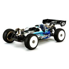 TLR04000 1/8 Nitro 4WD 8IGHT 3.0 Buggy Kit