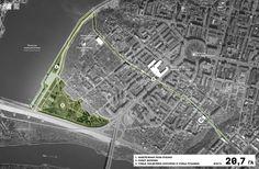 Strelka Magazine - Новое будущее для улицы космонавтики, парка уводолечебницы иплощади компромиссов