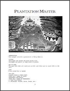 Plantation Master
