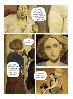 Le variazioni d'orsay - Manuele Fior