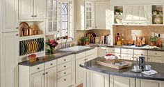 20 top mid continent cabinetry images mid continent kitchen rh pinterest com
