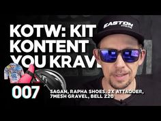 Sagan Rainbows, Attaquer Riche, 7 Mesh Gravel, And Angry Aero By Bell - KOTW - 007 - YouTube I Salute You, Rainbows, Cycling, Mesh, Take That, Kit, Youtube, Rainbow, Biking