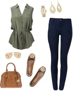 Cute Casual Outfits for Spring | COMFY CASUAL: for just about any day of the week! dress it up or dress ...