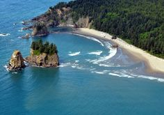 La Push, Washington is home to the Quileute Tribe and is an attractive destination for fishing, boating and other waterfront activities. The scenic setting is well-suited for a quiet getaway and nature excursions, and the area sits about 12 miles from Forks Washington.