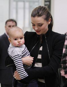 Flynn Bloom & Miranda Kerr
