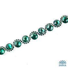 Swarovski, engarzados y cadenas | Mercería Dunia Turquoise Necklace, Swarovski, Jewelry, Fashion, Chains, Crystals, Green, Moda, Jewlery