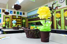 5 Rules to Decorating Your Classroom from School Girl Style (love it!)