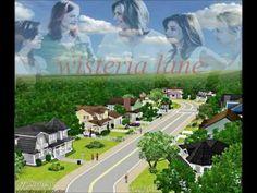 Wisteria lane sims 3  (season 7 interiors and exteriors)